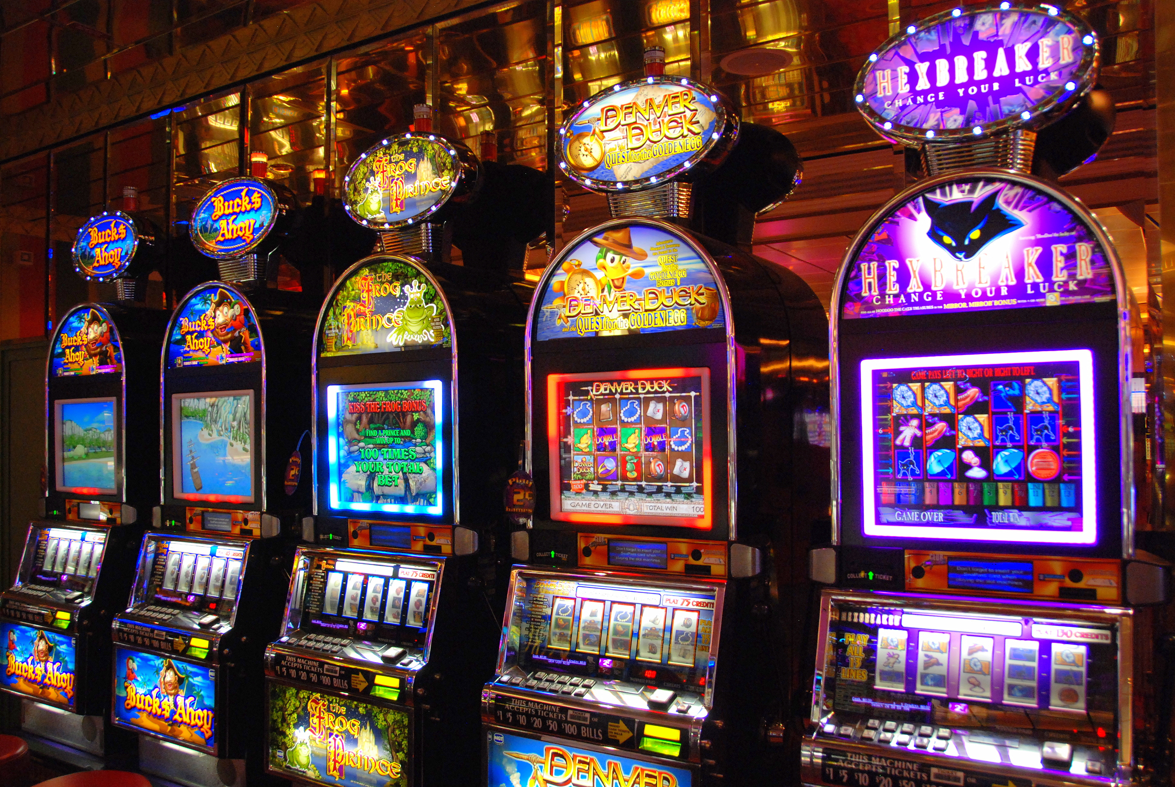 Playing Mobile Slots for Free